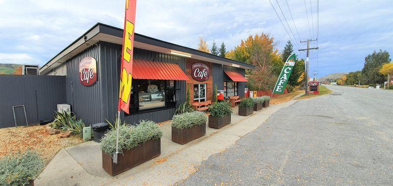 Benger Garden Cafe in Ettrick, Central Otago, South Island, New Zealand (4)