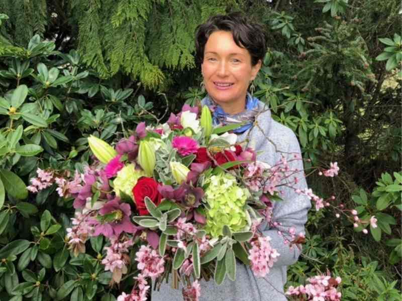 Sarah Blooming Marvellous